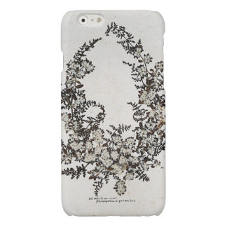 Maria FLowers iPhone 6 Matte Finish Case