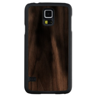 Maria Flowers Slim Walnut Samsung Galaxy S5 Case