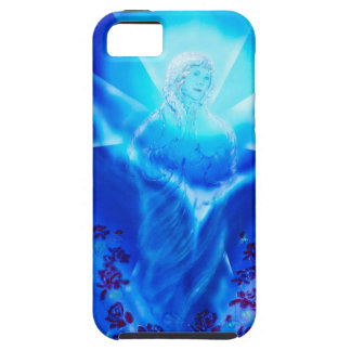 Maria glad Christmas iPhone 5 Case
