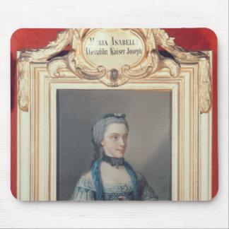 Maria Isabella of Parma Mouse Pad