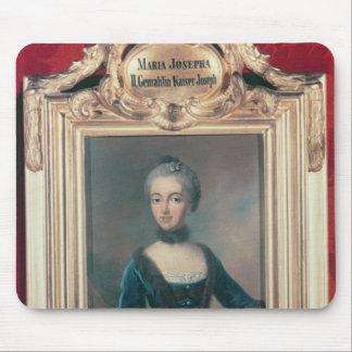 Maria Josepha of Bavaria second wife of Joseph Mouse Pad