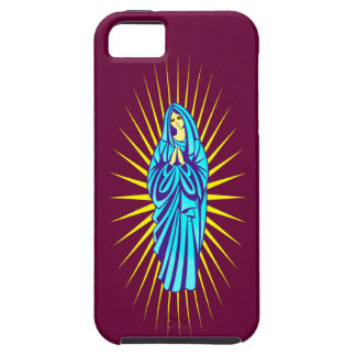 Maria Madonna Virgin Mary Case For The iPhone 5