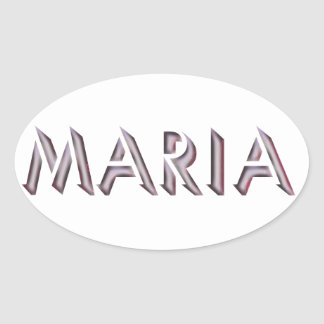 Maria sticker name