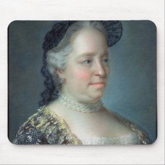 Maria Theresa, Empress of Austria, 1762 Mouse Pad