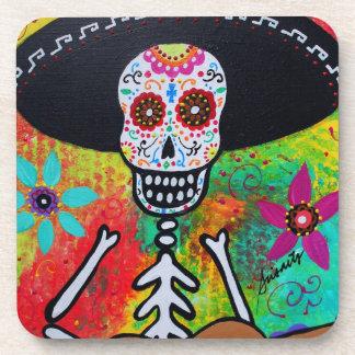 Mariachi Day of the Dead Coaster