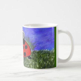 Mariachi Ladybug Coffee Mug