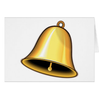 Mariage Bell d'or Carte