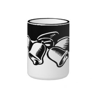 Mariage Bell Tasse-Personnalisable Mug Ringer