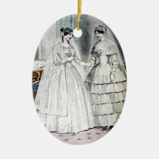 Mariage blanc d antiquité nuptiale vintage de jeun décorations pour sapins de noël