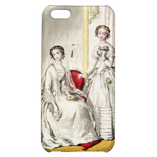 Mariage du 19ème siècle coque iPhone 5C