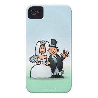 Mariage merveilleux coque Case-Mate iPhone 4