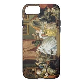 Mariage un mode de La : IV, la toilette, c.1743 Coque iPhone 7