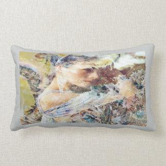 Mariah, stormy temptress of the winds lumbar pillow