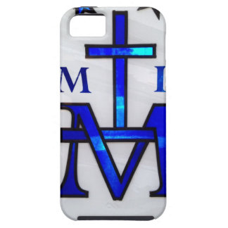 Marian Cross Case For The iPhone 5