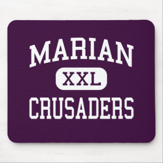 Marian - Crusaders - Catholic - San Diego Mouse Pad