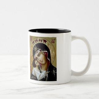 Marian Icon Mug