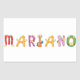 Mariano Sticker