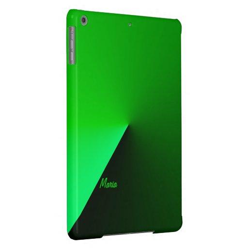 Maria's ipad green case iPad air cases