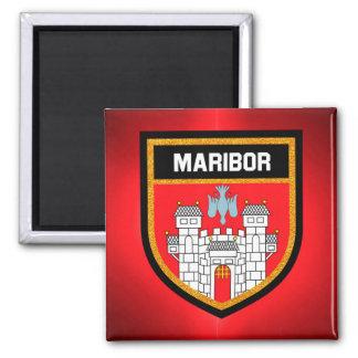 Maribor Flag Magnet