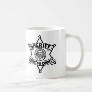 Maricopa County Sheriff Coffee Mug