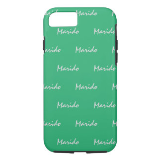 Marido (Husband) Case-Mate iPhone Case