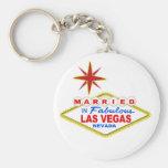 Marié à Las Vegas Porte-clés