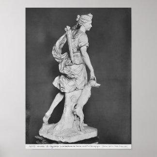 Marie-Adelaide de Savoie Poster