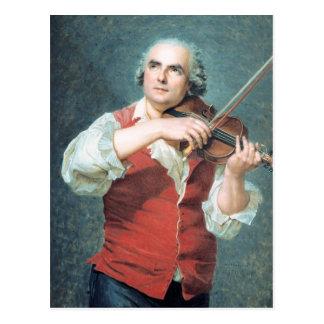 Marie Alexandre Guenin  1791 Postcard