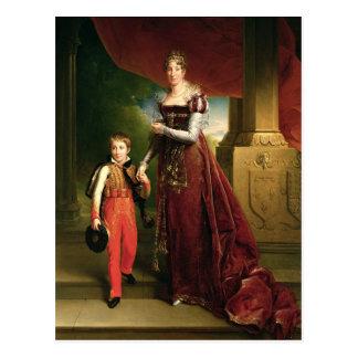 Marie Amelie de Bourbon Postcard