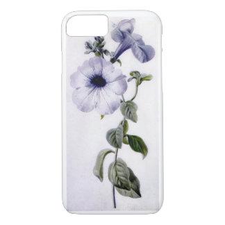 Marie-Anne Petunia Floral Vintage Fine Art iPhone 7 Case
