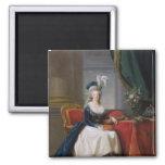 Marie-Antoinette  1788 Square Magnet