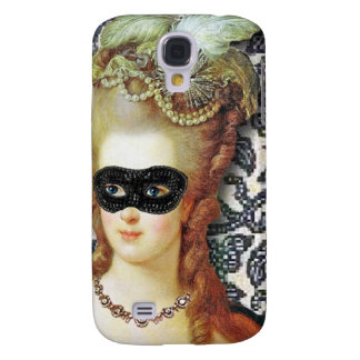 Marie Antoinette Behind The Mask, original art