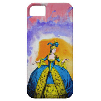 Marie Antoinette by Michael Moffa iPhone 5 Cases