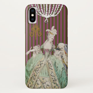 Marie Antoinette CHANGE COLOR - Case-Mate iPhone Case