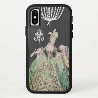 Marie Antoinette CHANGE COLOR - iPhone X Case