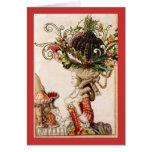 Marie Antoinette Christmas Cards