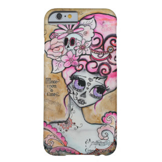Marie Antoinette, Dia de los Muertos Barely There iPhone 6 Case