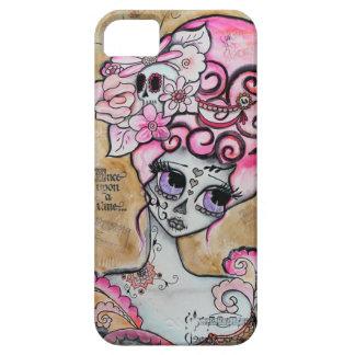 Marie Antoinette, Dia de los Muertos Case For The iPhone 5