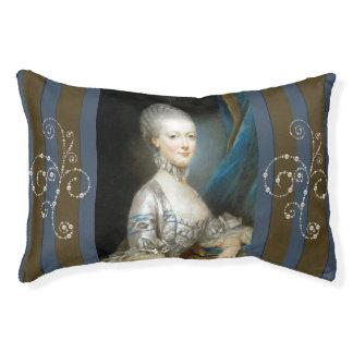 Marie Antoinette Dog Bed