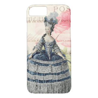 Marie Antoinette French Accent iPhone 7 case
