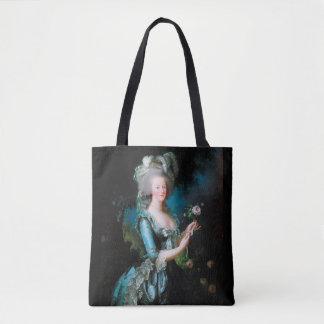 Marie Antoinette Garden Tote Bag