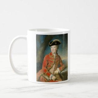 Marie Antoinette in Hunting Attire by Krantzinger Coffee Mug