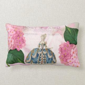 Marie Antoinette Lumbar Accent Throw Pillow