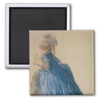 Marie Antoinette ~ Magnet