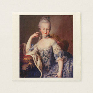Marie Antoinette Napkins Disposable Napkin