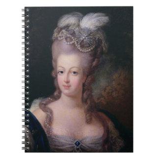 Marie Antoinette Notebook