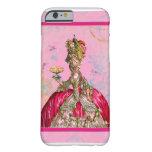 Marie Antoinette & Peacock iPhone 6 Case