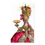 Marie Antoinette Peacock Place Card/Business