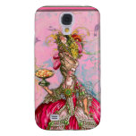 Marie Antoinette Peacocks and Cakes Galaxy S4 Case