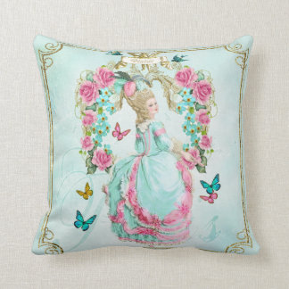 Marie Antoinette  Pillow cushion 薔薇のフレーム
